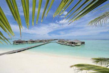 Experience Water Villas and Beach Villas at Maldives 4N/5D