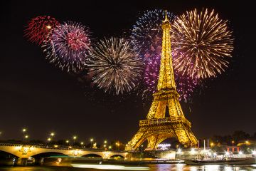 Paris And London