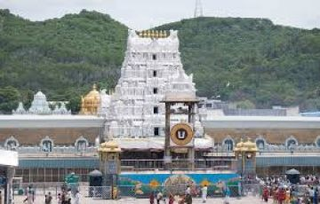 Chennai- Tirupati- Chennai 2D/1N
