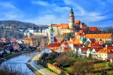 Honey moon in Vienna to Prague 07 Days