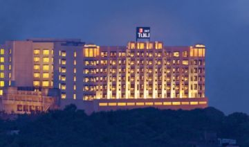 The Lalit Jaipur  a different experience