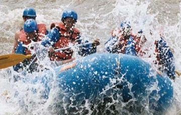 Rafting & Camping in Rishikesh