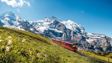 Alluring Switzerland with Italy
