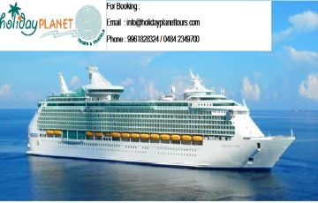 Cruise Ship Package by Royal Caribbean Cruise