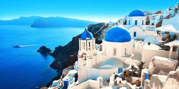 Greece Honeymoon Package 8 Days