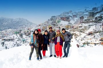 Exploring Himalayas @ 17499 per pax in double sharing