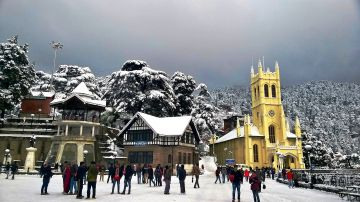 FAMOUS MANALI AND SHIMLA