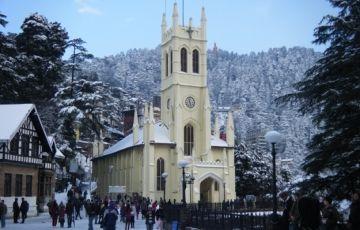 6Nights/7Days Shimla, Manali & Chandigarh