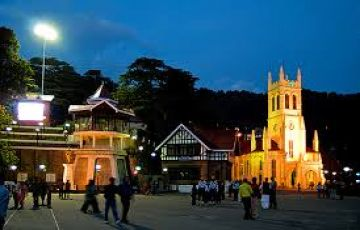 Shimla Tour  EX Chandigarh By Private Cab