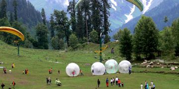 GLORY OF HIMACHAL TOUR 3 NIGHTS AND 4 DAYS