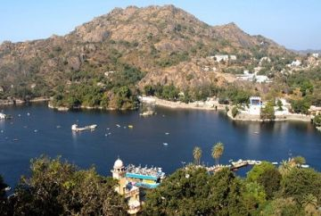 TPJ-20 Short Escape to Mount Abu