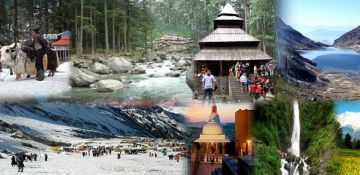 ENJOY NATURE @ SHIMLA & MANALI