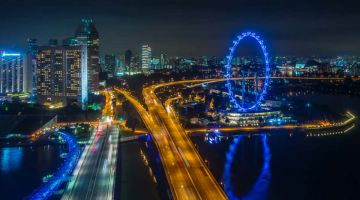 Singapore Honeymoon Specials