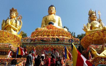 Buddhist Pilgrimage Tour Packages, Buddhist Tour Packages in