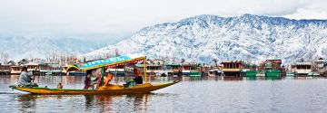 EXOTIC KASHMIR HOLIDAYS TOUR PACKAGE 4 NIGHTS AND 5 DAYS