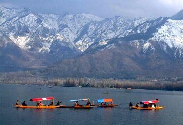 Amritsar Vaishnodevi Kashmir 9 Night 10 Days Tour Package