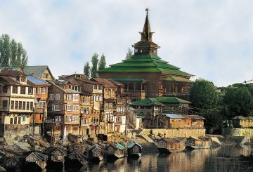 05 Nights / 06 Days Kashmir Tour Packages