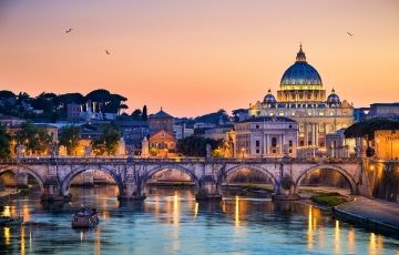 Greece and Italy Luxe Package