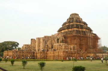 Odisha Golden Triangle Tour Package