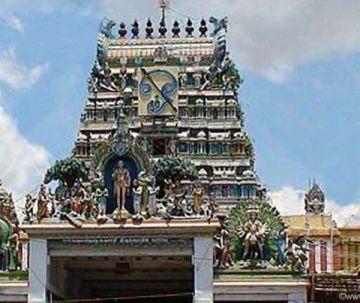 AaruPadai Veedu- Six Abodes of Lord Karthikeya