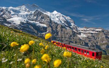 Switzerland on it best