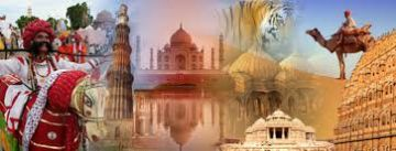 07 Nights/08 Days Golden Triangle Tour Package  with 5 Le Me