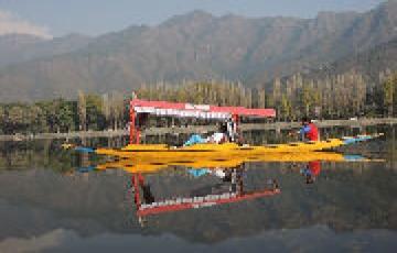 Beautiful Kashmir Srinagar