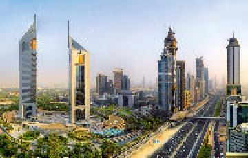 Let's Take A Break to Dubai