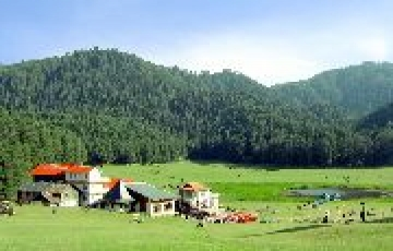KHAJJIAR OFFERING EVERYTHING FROM NATURE TO ADVENTURE ACTIVITIES
