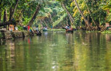 Beautiful Kerala Honeymoon Package