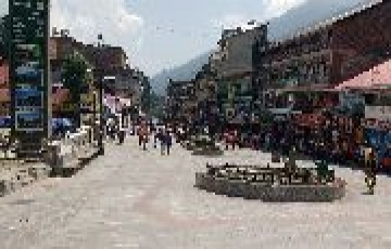 Chandigarh  and  Manali tour Package