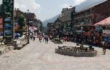 Shimla/ Manali/Dharmsala/Dalhousie/ Amritsar Ex Chandigarh - 10 Days