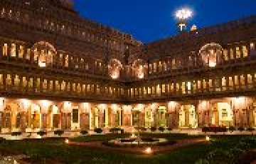 Rangilo Rajasthan By Air 12 Nights / 13 Days by Gargi tour
