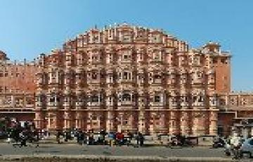 Delhi_Jaipur_Fatehpur Sikri_Agra