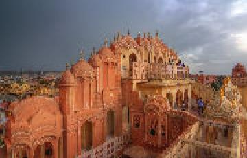 IHC-122 Jaipur-Agra Weekend Tour