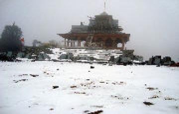 Snow Shimla