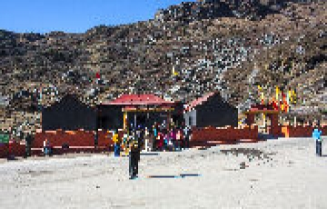 The Mystic Himalayas