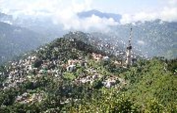 Sikkim Honeymoon Package