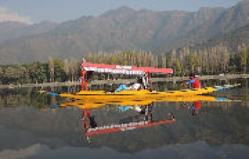 Charming Kashmir package