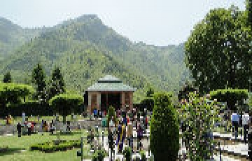 Romance in Kashmir