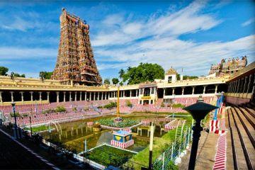 Tamilnadu Pilgrimage tour