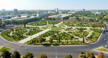 TASHKENT-THE CAPITAL OF UZBEKISTAN
