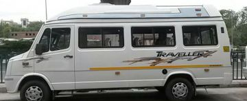Tempo Traveller on rent in Delhi. Call SAJU CHACKO for Best