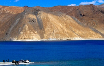 Leh Ladakh with Nubra Valley and Pangong Lake Tour Packages