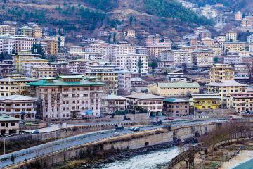 BHUTAN GOLDEN TRAINGLE