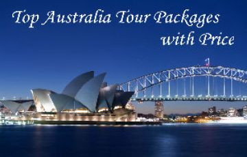 AUSTRALIA - Melbourne - Sydney Special @ Rs.1,19,990/ FAMILY