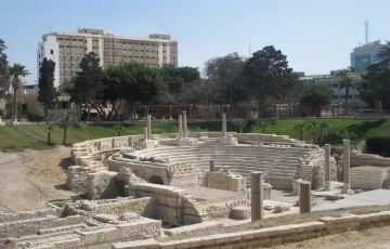 Alexandria 2 Day Tours from Cairo