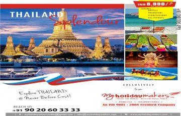Thailand Splendour Flexi Tour