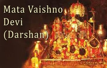 Maa vaishno devi Helicopter package 1N/2D ( super deluxe)
