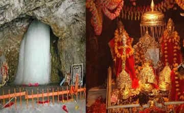 Special package for Amarnath with VaishnoDevi